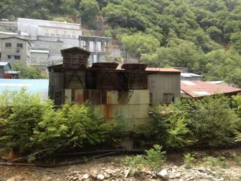 Section B 埼玉県山奥に潜む 採掘場