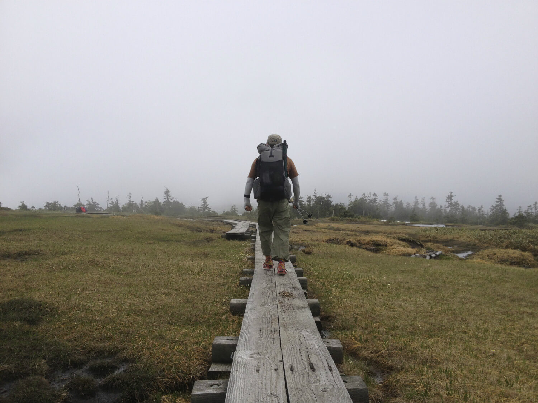 五国ロングハイキング